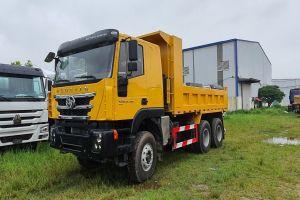 Ô tô tải tự đổ 6×4 IVECO – HONGYAN
