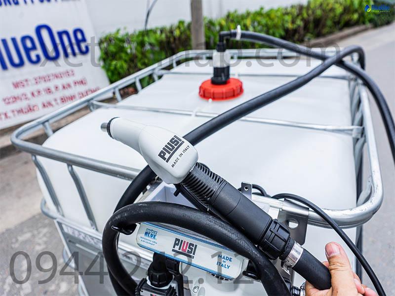 bồn nước xử lý khí thải 1000 lít