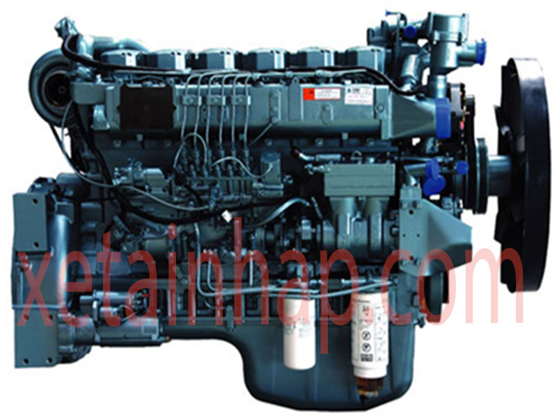động cơ howo a 7 380 hp